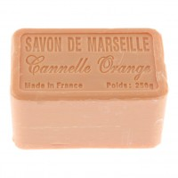 Savon Rectangle 250g - Orange Cannelle